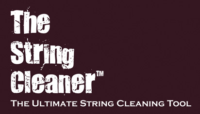 String Cleaner Logo